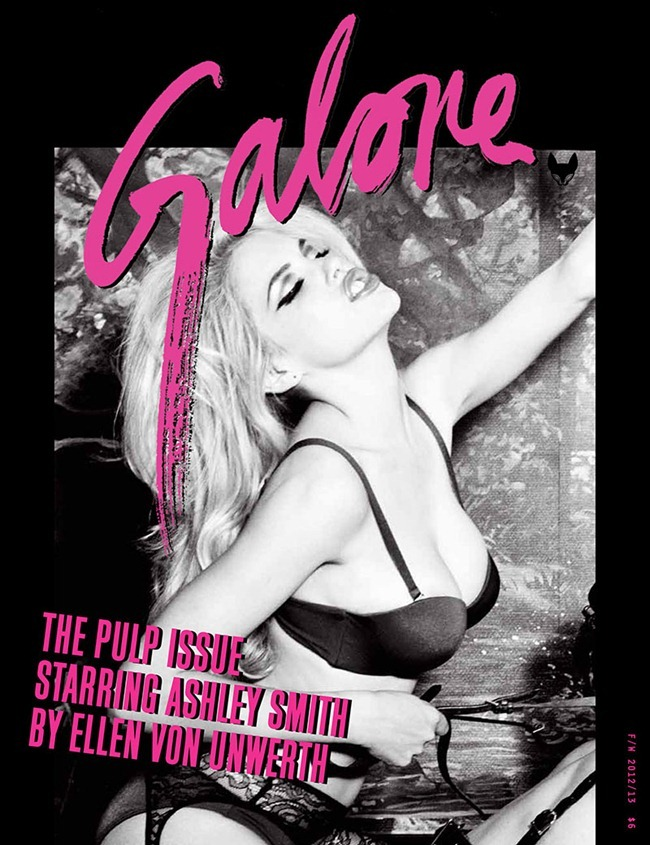 GALORE MAGAZINE- Ashley Smith in Goodbye Horses by Ellen von Unwerth. Anda & Masha. www.imageamplified.com, Image Amplified (11)