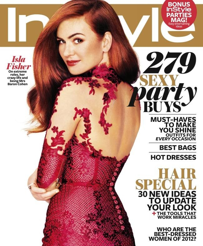 FASHION PHOTOGRAPHY- Isla Fisher for InStyle Australia, December 2012, www.imageamplified.com, Image Amplified (4)