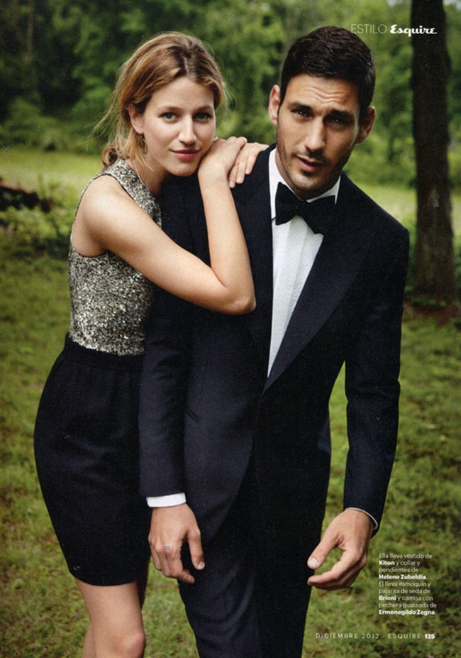 ESQUIRE SPAIN- Andrija Bikic & Vincent Lacrocq in El Hombre Formal by Jenny Gage & Tom Betterton. December 2012, www.imageamplified.com, Image Amplified (6)