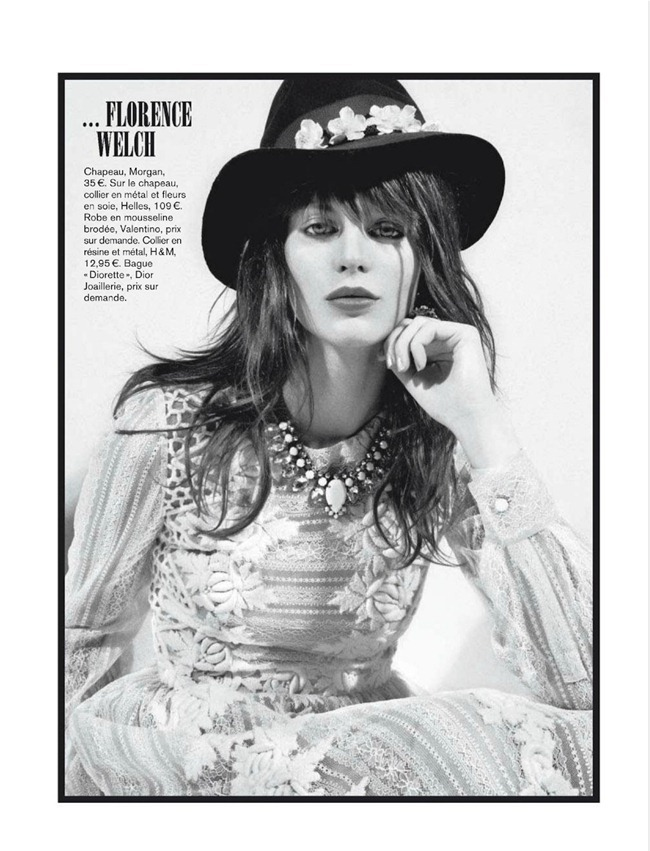 GLAMOUR FRANCE- Ellinore Erichsen in Let's Party With by Alice Rosati. January 2013, Yoko Miyake, www.imageamplified.com, Image Amplified (7)