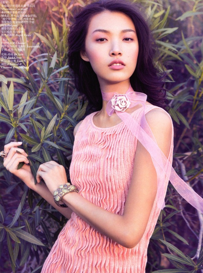 VOGUE CHINA- Tian Yi in Romantic Pastel by Stockton Johnson. Yi Guo, January 2013, www.imageamplified.com, Image Amplified (1)