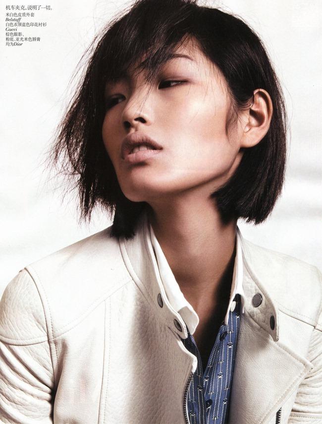 VOGUE CHINA- Chiharu Okunugi, Ji Hye Park, Tian Yi & Sung Hee Kim in Masculine Impression by Amy Troost. Alastair McKimm, January 2013, www.imageamplified.com, Image Amplified (9)