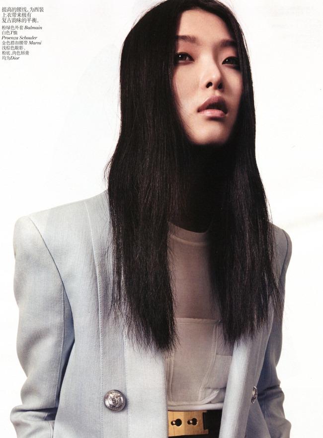 VOGUE CHINA- Chiharu Okunugi, Ji Hye Park, Tian Yi & Sung Hee Kim in Masculine Impression by Amy Troost. Alastair McKimm, January 2013, www.imageamplified.com, Image Amplified (5)