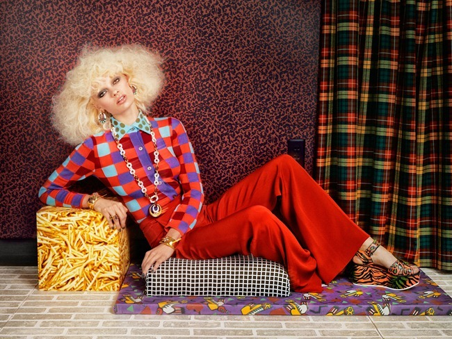 TAR MAGAZINE- Stef van der Laan in Material Girl by Roe Ethridge. Giovanna BAttaglia, Fall 2012, www.imageamplified.com, Image Amplified (4)