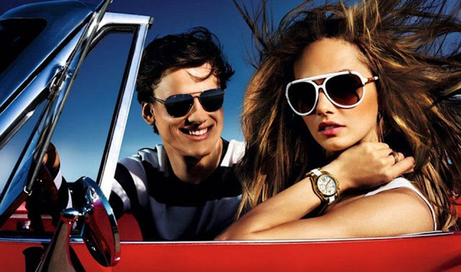 CAMPAIGN- Karmen Pedaru & Simon Nessman for Michael Kors Spring 2013. www.imageamplified.com, Image Amplified (2)