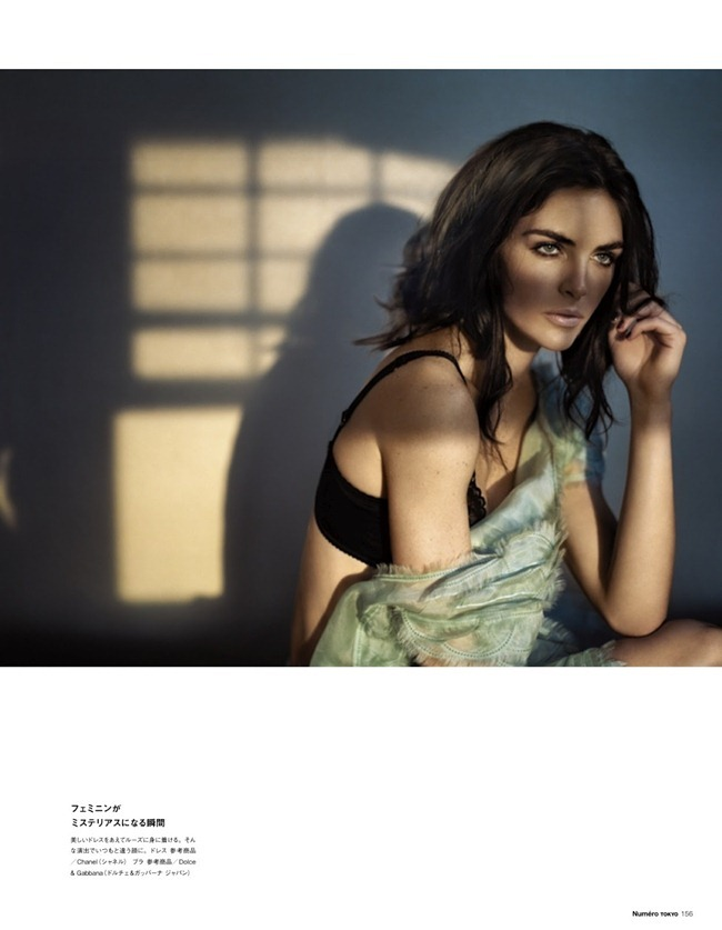 NUMERO TOKYO- Hilary Rhoda by Vincent Peters. Joanne Blades, February 2013, www.imageamplified.com, Image Amplified (6)