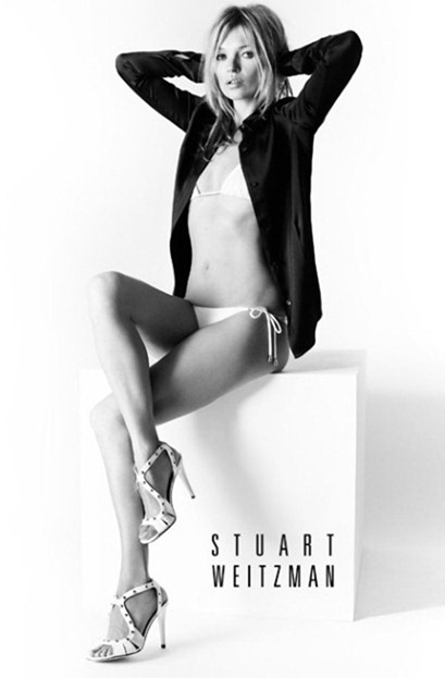 CAMPAIGN- Kate Moss for Stuart Weitzman Spring 2013 by Mario Testino. www.imageamplified.com, Image Amplified (4)