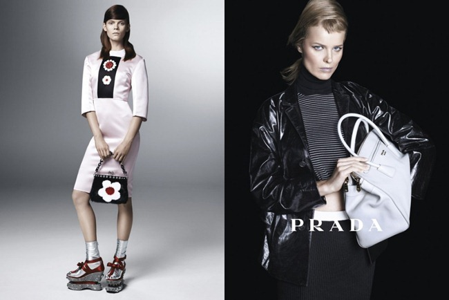 CAMPAIGN- Prada Spring 2013 by Steven Meisel. www.imageamplified.com, Image Amplified