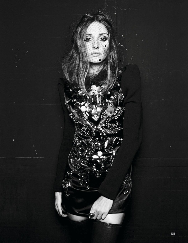 VOGUE SPAIN- Olivia Palermo in Fundido A Negro by Quentin De Briey. Barbara Baumel, January 2013, www.imageamplified.com, Image Amplified (7)