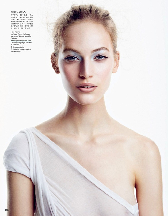 VOGUE JAPAN- Vanessa Axente by Patrick Demarchelier. George Cortina, February 2013, www.imageamplified.com, Image Amplified (3)