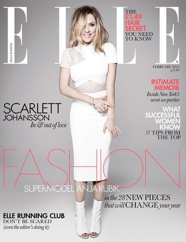 ELLE UK- Scarlett Johansson by Rankin. February 2013, www.imageamplified.com, Image Amplified