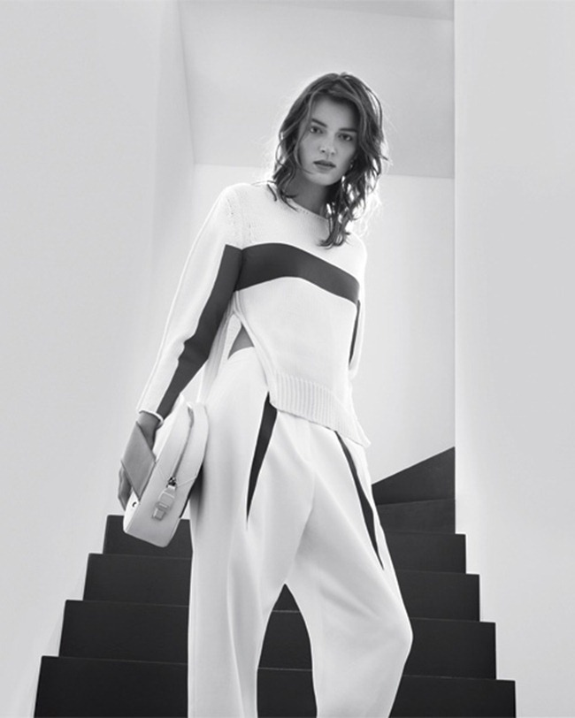 CAMPAIGN- Laura Kampman for MaxMara Spring 2013. www.imageamplified.com, Image Amplified (4)