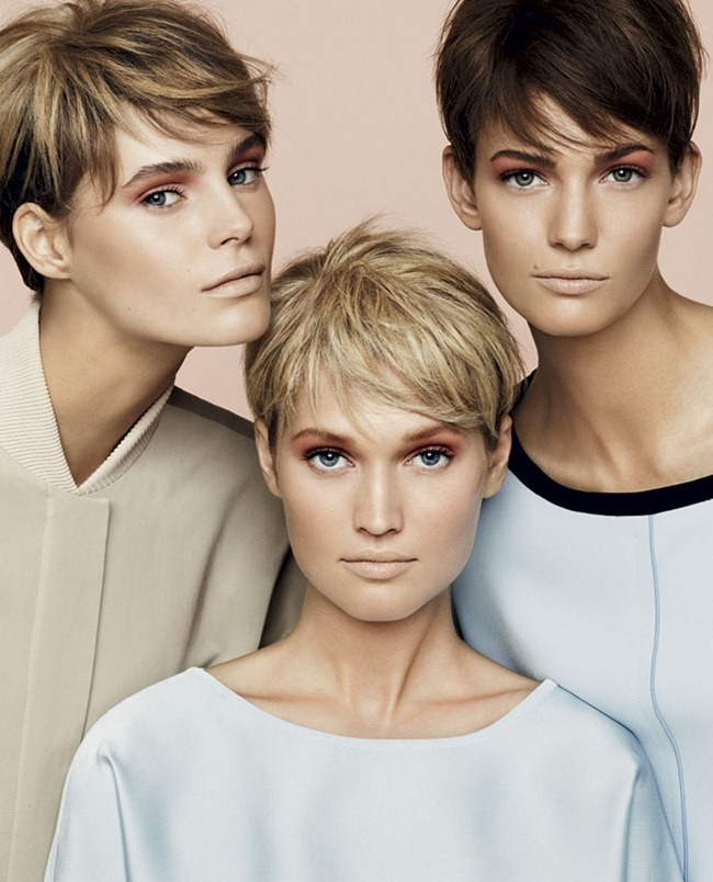 CAMPAIGN- Kendra Spears, Juju Ivanyuk & Toni Garrn for MaxMara Studio Spring 2013 by Giampaolo Sgura. www.imageamplified.com, Image Amplified (7)