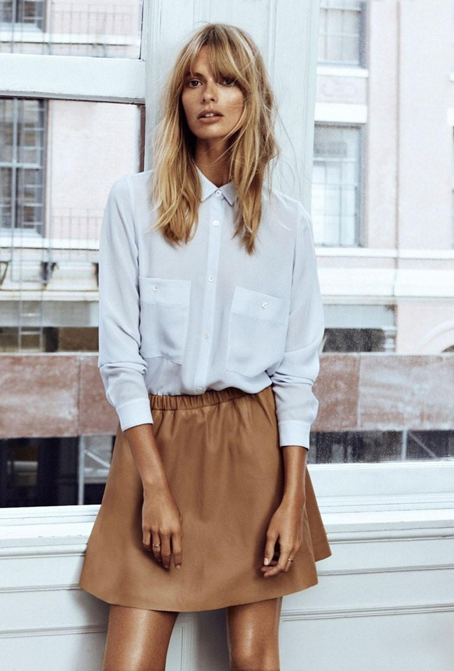 CAMPAIGN- Julia Stegner & Clement Chabernaud for Filippa K Spring 2013 by Lachlan Bailey. www.imageamplified.com, Image Amplified (5)