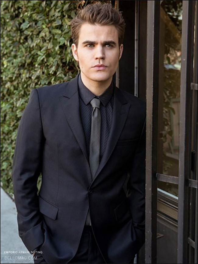 BELLO MAGAZINE- Paul Wesley in Bloody Good by Aleksander Tomovic. www.imageamplified.com, Image Amplified (3)