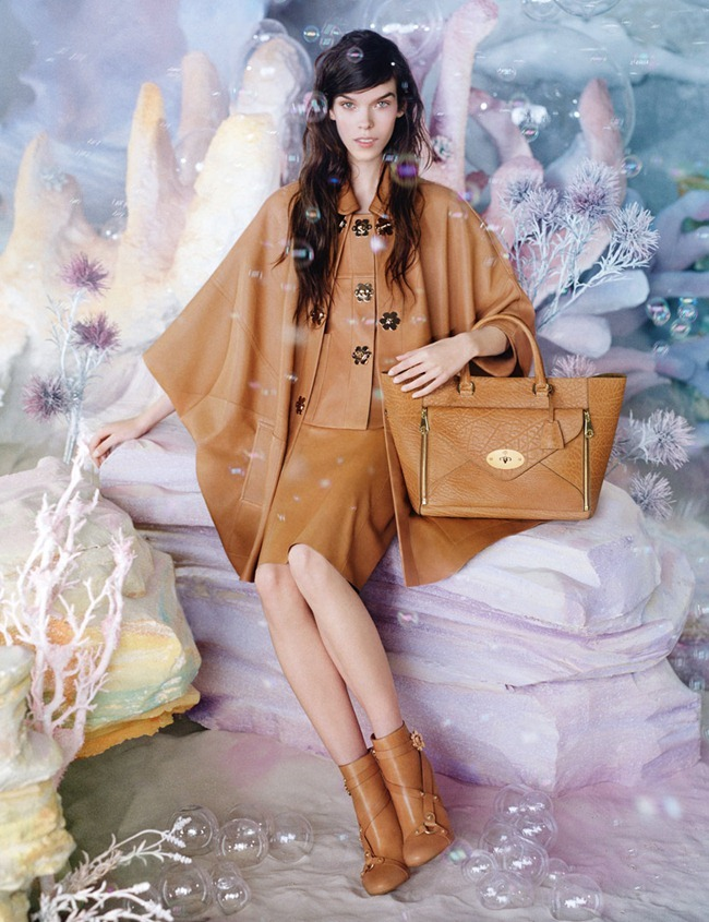 CAMPAIGN- Meghan Colison for Mulberry Spring 2013 by Tim Walker. www.imageamplified.com, Image Amplified (2)