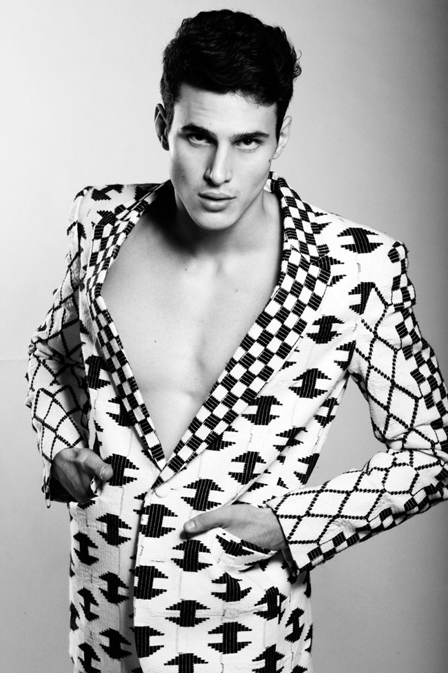 FASHION PHOTOGRAPHY- Lucas Pacheco in Black Feat White by Anton Jhonsen. www.imageamplified.com, Image Amplified (7)