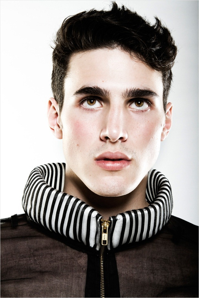 FASHION PHOTOGRAPHY- Lucas Pacheco in Black Feat White by Anton Jhonsen. www.imageamplified.com, Image Amplified (4)