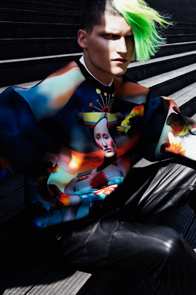 L'OFFICIEL HOMMES CHINA- Jakub Nowocien by Michelle Du Xuan. Benjamin Armand, www.imageamplified.com, Image Amplified (1)