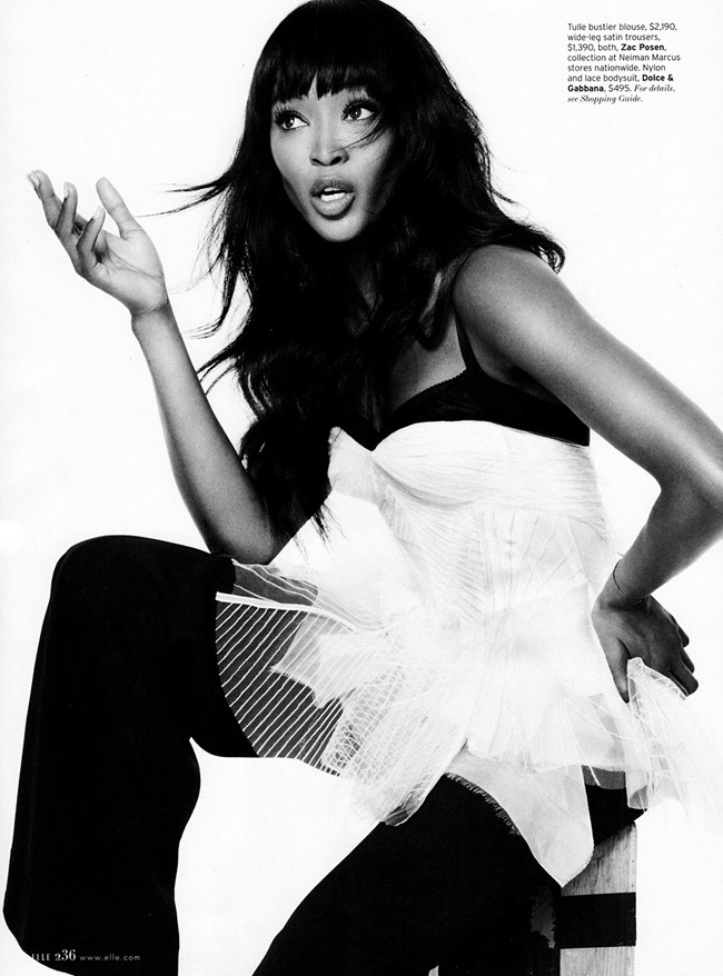 ELLE MAGAZINE- Naomi Campbell in Leave It To Diva by Thomas Whiteside. Christopher Niquet, February 2013, www.imageamplified.com, Image Amplified (4)