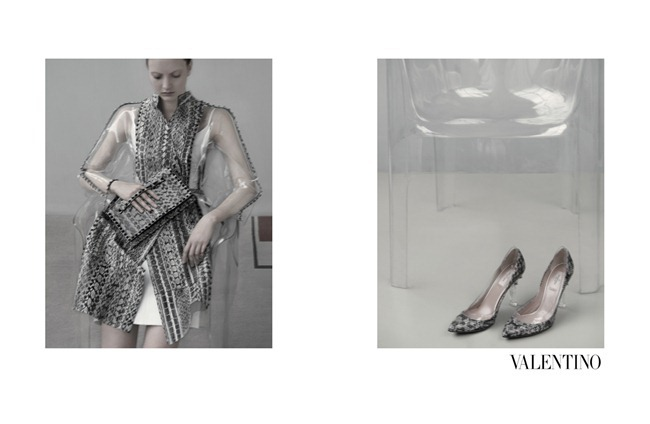 CAMPAIGN- Tilda Lindstam, Codie young, Maud Welzen, Magdalena Jasek & Esther Heesch for Valentino Spring 2013 by Sarah Moon. www.imageamplified.com, Image Amplified (2)