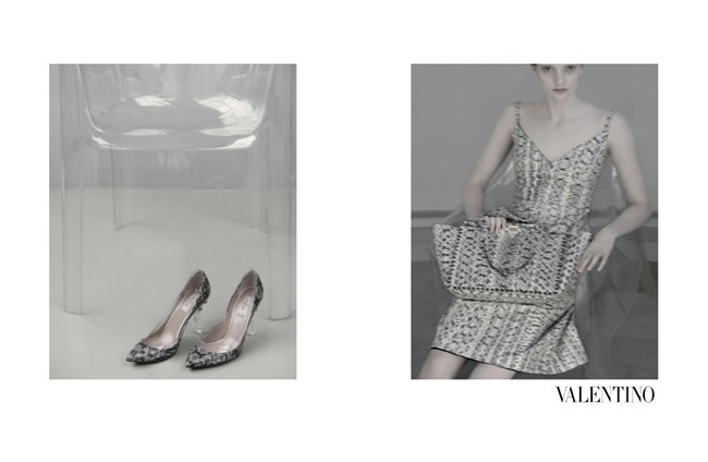 CAMPAIGN- Tilda Lindstam, Codie young, Maud Welzen, Magdalena Jasek & Esther Heesch for Valentino Spring 2013 by Sarah Moon. www.imageamplified.com, Image Amplified (3)