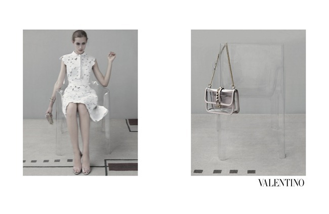 CAMPAIGN- Tilda Lindstam, Codie young, Maud Welzen, Magdalena Jasek & Esther Heesch for Valentino Spring 2013 by Sarah Moon. www.imageamplified.com, Image Amplified (8)