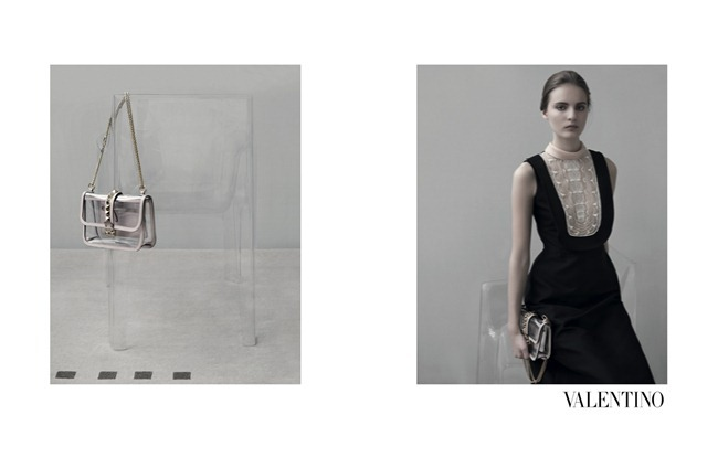 CAMPAIGN- Tilda Lindstam, Codie young, Maud Welzen, Magdalena Jasek & Esther Heesch for Valentino Spring 2013 by Sarah Moon. www.imageamplified.com, Image Amplified (10)