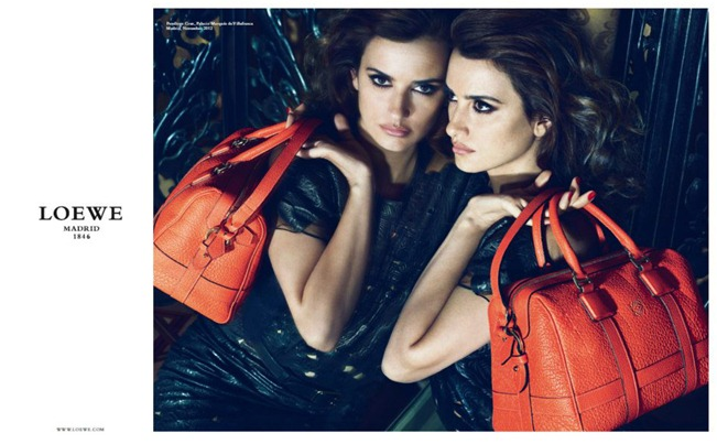 CAMPAIGN- Penelope Cruz & Caio Cesar for Loewe Spring 2013 by Mert & Marcus. www.imageamplified.com, Image Amplified (2)