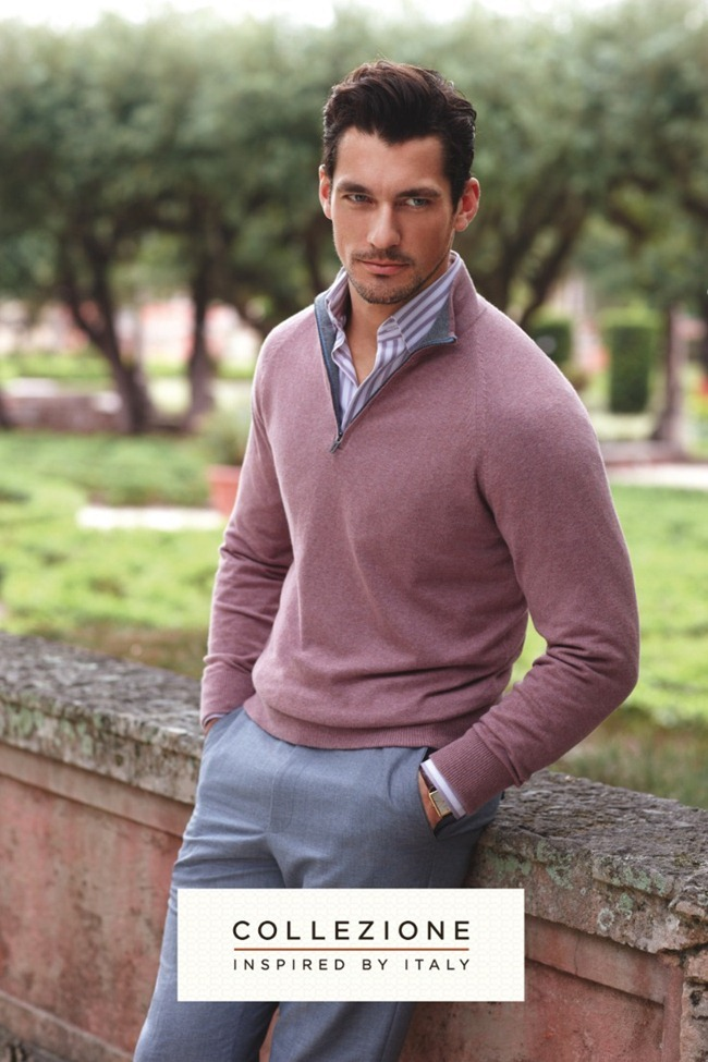 CAMPAIGN- David Gandy for Marks & Spencer's Collezione Spring 2013 by Arnaldo Anaya-Lucca. www.imageamplified.com, Image Amplified