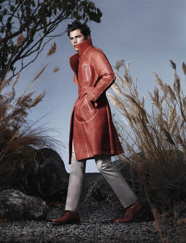 CAMPAIGN- Raquel Zimmermann & Sean O'Pry for Salvatore Ferragamo Spring 2013 by David Sims. www.imageamplified.com, Image Amplified (7)