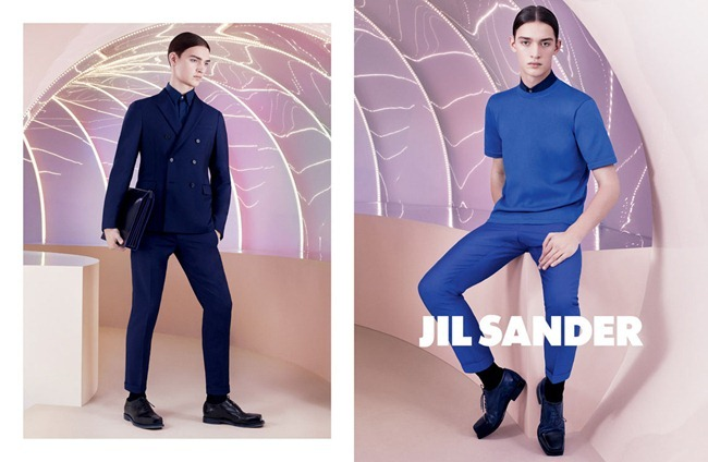 CAMPAIGN- Juliane Gruner for Jil Sander Spring 2013 by David Sims. Joe McKenna, www.imageamplified.com, Image Amplified (1)