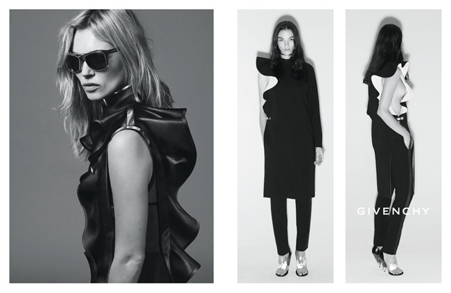 CAMPAIGN- Givenchy Spring 2013 by Mert & Marcus. Carine Roitfeld, www.imageamplified.com, Image Amplified