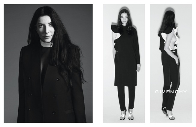CAMPAIGN- Givenchy Spring 2013 by Mert & Marcus. Carine Roitfeld, www.imageamplified.com, Image Amplified (2)