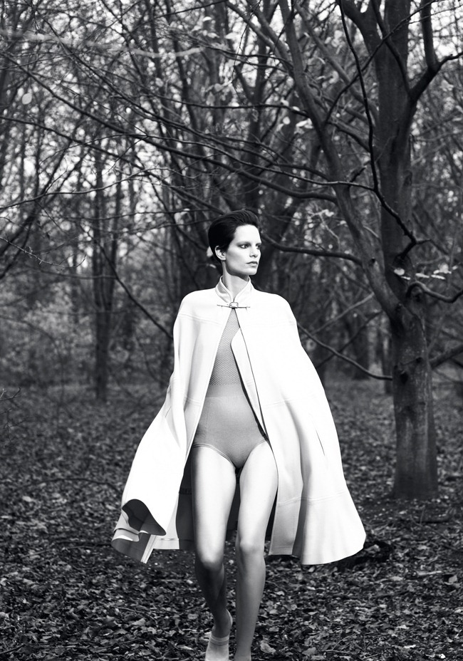 PURPLE FASHION- Iris Strubegger in Midnight In Paris by Glen Luchford. Camille Bidault Waddington, Spring 2013, www.imageamplified.com, Image Amplified (8)
