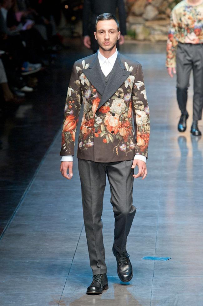 MILAN FASHION WEEK- Dolce & Gabbana Fall 2013. www.imageamplified.com, Image Amplified (45)