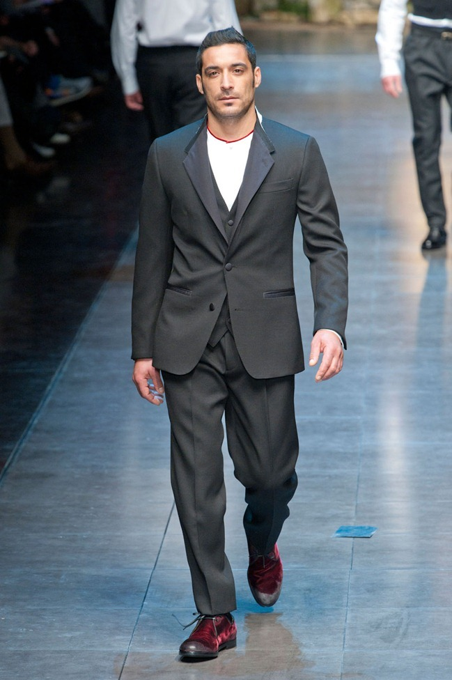 MILAN FASHION WEEK- Dolce & Gabbana Fall 2013. www.imageamplified.com, Image Amplified (72)
