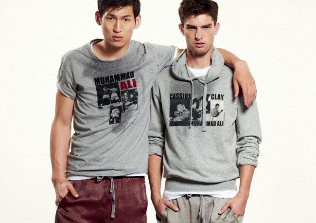 LOOKBOOK- Adam Senn, Enrique Palacios, Elbio Bonsaglio, Paolo Anchisi, Tomas Guarracino & Jae Yoo for Dolce & Gabbana Gym Collection Spring 2013. www.imageamplified.com, Image Amplified (3)