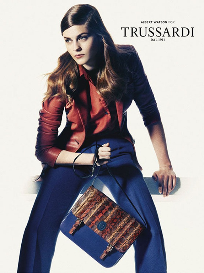 CAMPAIGN- Amber Anderson & Boyd Holbrook for Trussardi Spring 2013 by Albert Watson. www.imageamplified.com, Image Amplified (7)