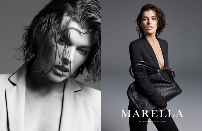 CAMPAIGN- Milla Jovovich for Marella Spring 2013 by Inez & Vinoodh. www.imageamplified.com, Image Amplified (4)