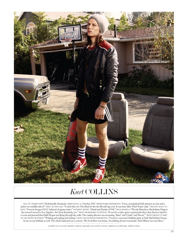 INTERVIEW MAGAZINE- L.A. Story by Robbie Fimmano. Karen Kaiser, February 2013, www.imageamplified.com, Image Amplified (7)