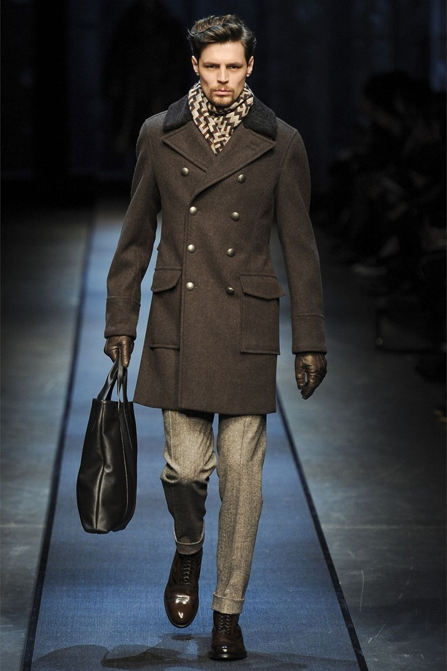 MILAN FASHION WEEK- Canali Fall 2013. www.imageamplified.com, Image Amplified (9)