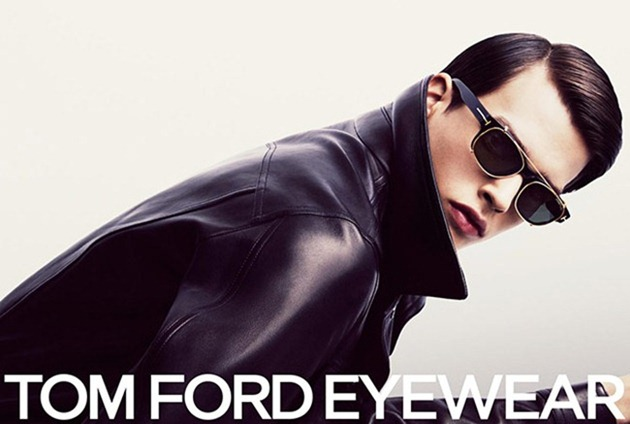 CAMPAIGN- Karlina Caune & Simon Van Meervenne for Tom Ford Spring 2013 by Tom Ford. www.imageamplified.com, Image Amplified