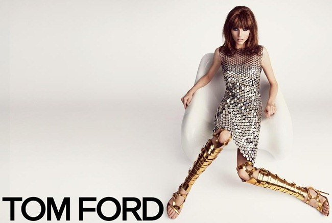 CAMPAIGN- Karlina Caune & Simon Van Meervenne for Tom Ford Spring 2013 by Tom Ford. www.imageamplified.com, Image Amplified (1)