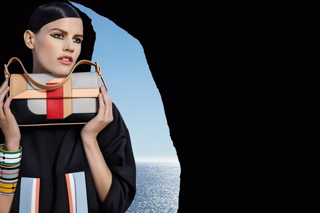 CAMPAIGN- Kati Nescher & Saskia de Brauw for Fendi Spring 2013 by Karl Lagerfeld. www.imageamplified.com, Image Amplified (6)
