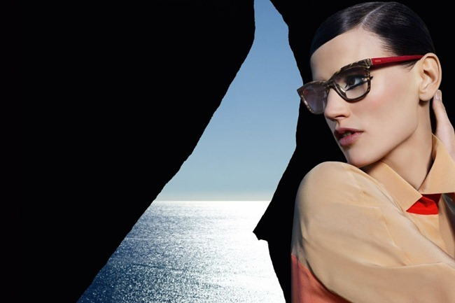 CAMPAIGN- Kati Nescher & Saskia de Brauw for Fendi Spring 2013 by Karl Lagerfeld. www.imageamplified.com, Image Amplified (9)
