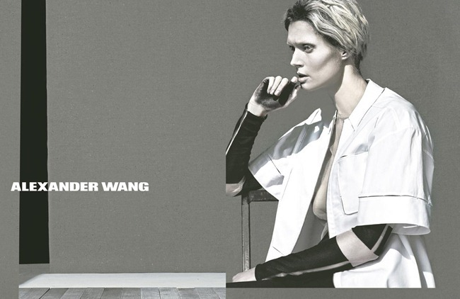 CAMPAIGN- Malgosia Bela for Alexander Wang Spring 2013 by Steven Klein. www.imageamplified.com, Image Amplified (2)