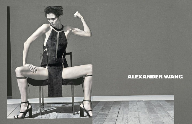 CAMPAIGN- Malgosia Bela for Alexander Wang Spring 2013 by Steven Klein. www.imageamplified.com, Image Amplified (3)