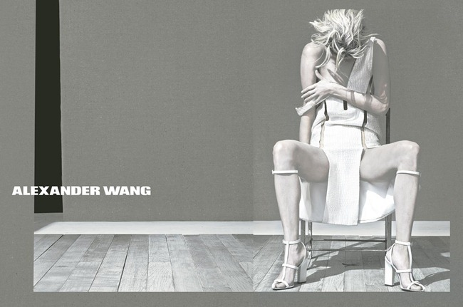 CAMPAIGN- Malgosia Bela for Alexander Wang Spring 2013 by Steven Klein. www.imageamplified.com, Image Amplified (5)