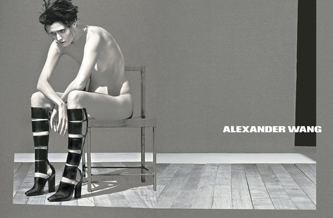 CAMPAIGN- Malgosia Bela for Alexander Wang Spring 2013 by Steven Klein. www.imageamplified.com, Image Amplified (1)